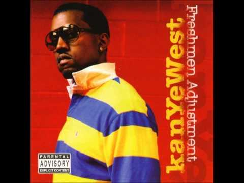 Kanye West - Freshmen Adjustment Mixtape Tracks 1-5