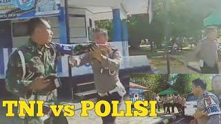Video HEBOH...!! TNI vs POLISI lagi ribut wartawan pun hampir kena ternyata ini penyebabnya... MP3, 3GP, MP4, WEBM, AVI, FLV Februari 2018