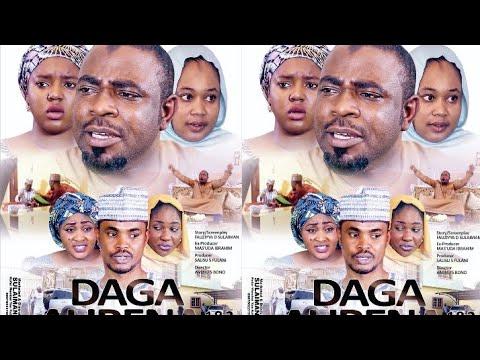 DAGA AURENA 1&2 LATEST HAUSA FILM WITH ENGLISH SUBTITLES