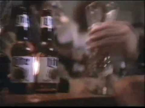 Miller Lite beer commercial