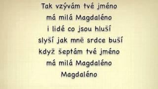 Video IN VINO MUSICA - MAGDALENA