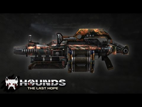 Hounds: The Last Hope Bomba Atar