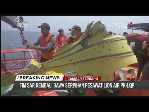 Pencarian CVR, Mengungkap Kecelakaan Lion Air PK-LQP (5)