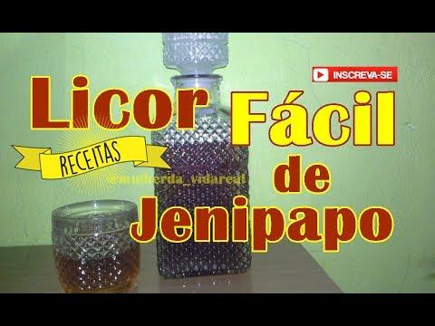 Licor de Jenipapo
