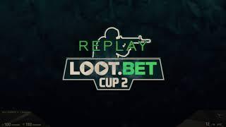 LOOT.BET CUP #2 || Godsent vs Valiance bo3 || by @Deq & @Zais map2