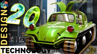 Video 20 CRAZY VEHICLES YOU HAVE TO SEE TO BELIEVE MP3, 3GP, MP4, WEBM, AVI, FLV Agustus 2018