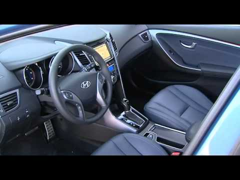 Hyundai i30 2012 new video