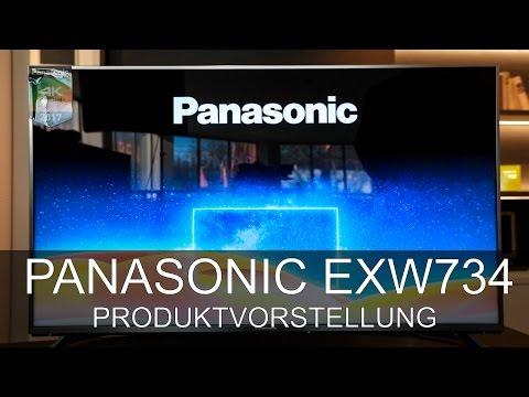 Panasonic TX-40EXW734 - Thomas Electronic Online Shop - TX-50EXW734 - TX-58EXW734 - TX-65EXW734
