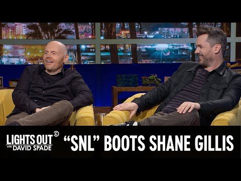 Bill Burr and Jim Jefferies on SNL firing Shane Gillis : Video 2019 :     Chortle : The UK Comedy Guide
