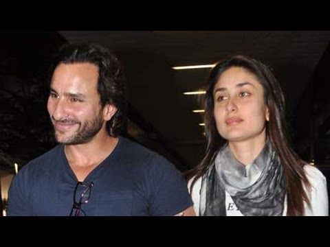 Saif Ali Khan Feels His Film With Kareena Can't Be