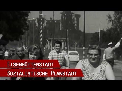 Eisenhüttenstadt (DDR): Neue Stadt an der Oder