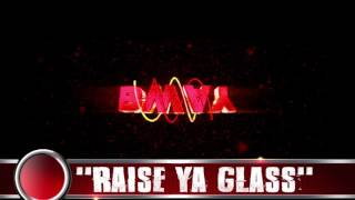 Raise Ya Glass - Young Broadway #MonthOfMayhem - YouTube