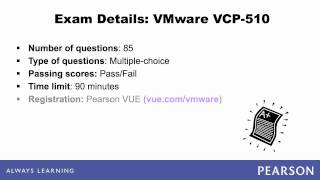 Exam Profile: VMware VCP-510