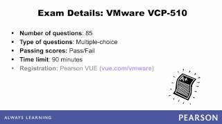 Exam Profile: VMware VCP-510