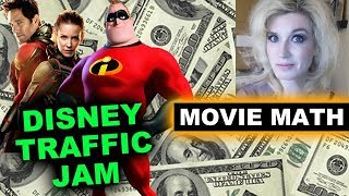 Box Office for The Incredibles 2, Ant-Man & The Wasp, Hereditary by Beyond The Trailer
