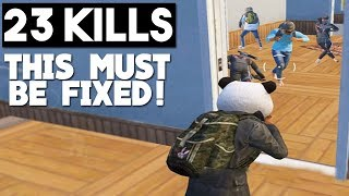Video I WILL QUIT IF THEY DO NOT FIX THIS | 23 KILLS SOLOS vs SQUAD | PUBG Mobile MP3, 3GP, MP4, WEBM, AVI, FLV Maret 2019