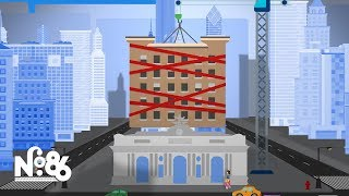 Click to play: Regulatory Takings Law: Penn Central v. City of New York