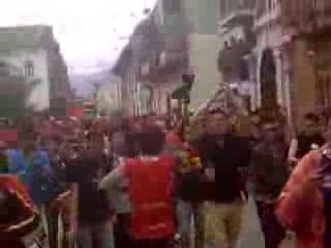 Previa: Segunda Parte - Al D. Cuenca le salvo la gente - Cronica Roja - Deportivo Cuenca