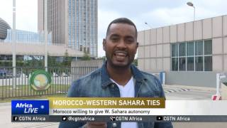 The African Union says it's talking to both sides, to end the stand-off Morocco and the disputed Western Sahara. But it wants a ...
