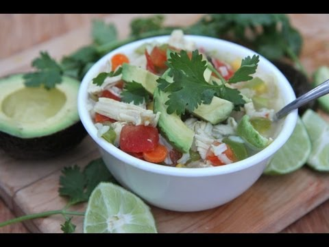 Mexican Recipe: How to Make a Mexican Chicken and Rice Soup