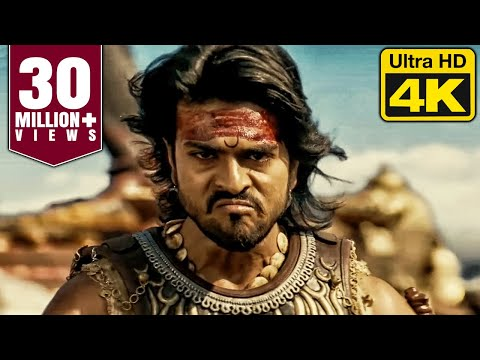 Magadheera 100 Soldier Fight Scene In 4K Ultra HD | Ram Charan Best Hindi Dubbed Movie