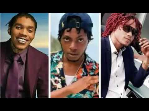 Vybz Kartel ft Daddy 1 Sikka Rymes - Presidential  ( Official )  Upload  2020