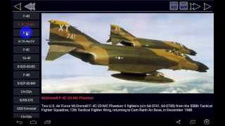 Vietnam War Aircraft Free YouTube video