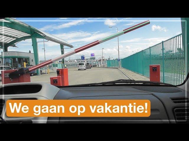 We gaan op vakantie! | Texel 2017 (#2)