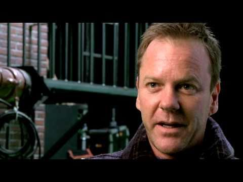 Kiefer Sutherland The Confession video interview