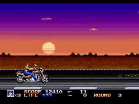 Rolling Thunder 3 Megadrive