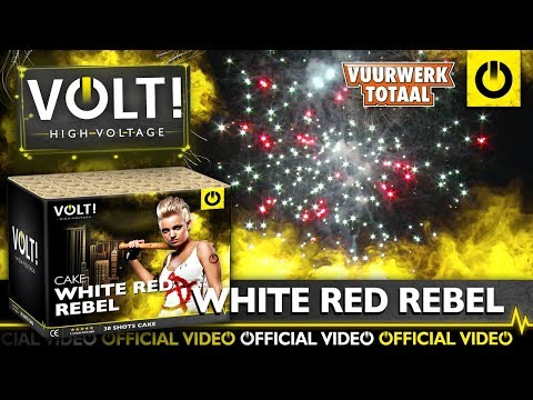 Volt! - White Red Rebel