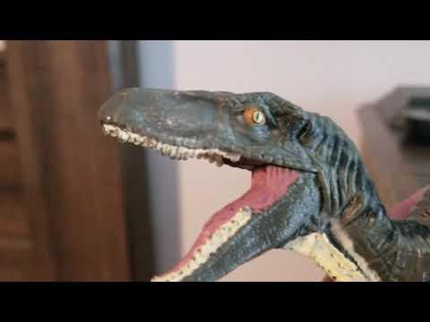 Godzilla and rexy season 7 episode 25  Raptors attack