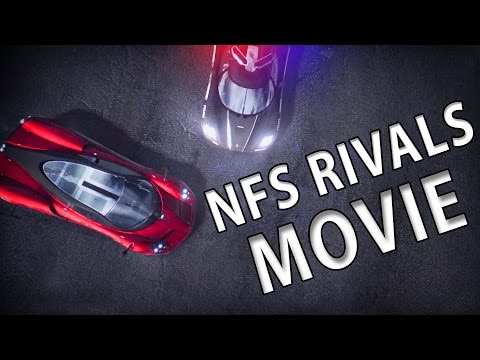 NFS RIVALS / ALL CUTSCENES IN RIGHT ORDER
