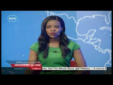 KTN Weekend @One Full Bulletin 24th July 2016