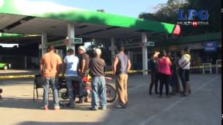 2 vigilantes asesinados en San Salvador