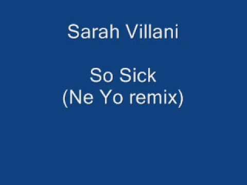 Sarah Villani So Sick