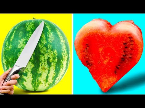 23 JUICY WATERMELON HACKS