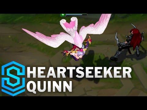 Quinn Mũi Tên Tình Ái - Heartseeker Quinn