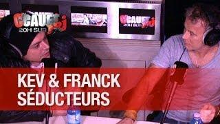 Video Kev Adams & Franck Dubosc en mode séducteur ! - C'Cauet sur NRJ MP3, 3GP, MP4, WEBM, AVI, FLV Mei 2019