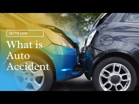 Auto Accident Attorney: Auto Accidents