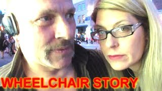 Video WHY MY HUSBAND IS IN A WHEELCHAIR - Storytime MP3, 3GP, MP4, WEBM, AVI, FLV Agustus 2018