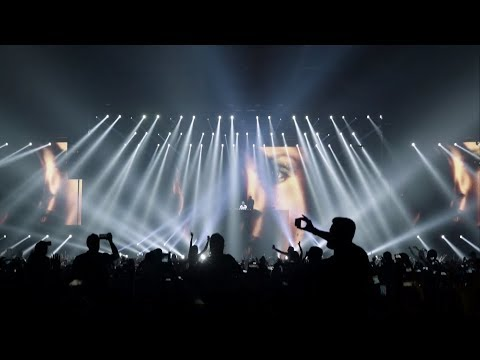 Avicii - Without You Ft. Sandro Cavazza (live) - Tribute To Avicii