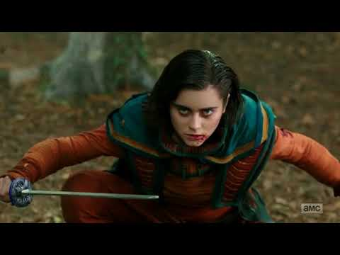 BEST Fight Scenes !!! Into The Badlands . Nathaniel and Widow .Movies and Sereis