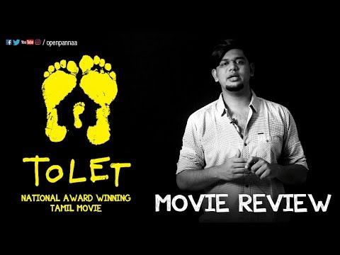 To Let Movie Review  by VJ Abishek | Santhosh Sreeram | Chezhiyan | Open Pannaa
