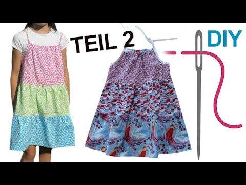 """Teil 2 Kleid nähen """"CHARLOTTE"""" – für Nähanfänger – Ergänzungsvideo für Verarbeitungsvariante"""