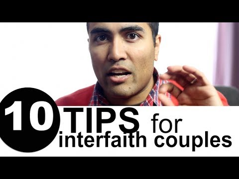 10 Tips for Interfaith Couples