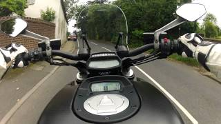 2. Ducati Diavel Carbon Lady's review