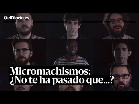 ¿No te ha pasado que…? – Micromachismos | eldiario.es
