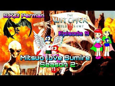 The Watcher Wald Mitsuo love Sumire season 2 episode 9 Perman fan made story