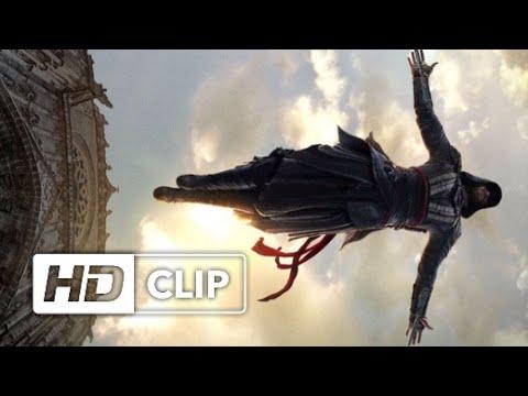 "ASSASSIN'S CREED | ""Salto de Fe"" | Diciembre en cines"
